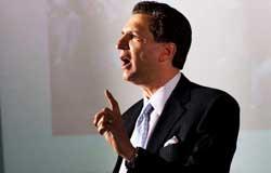 Richard Levick of Levick Strategic Communications