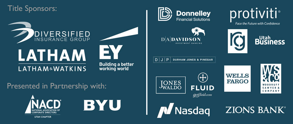 Summit Sponsors 2016