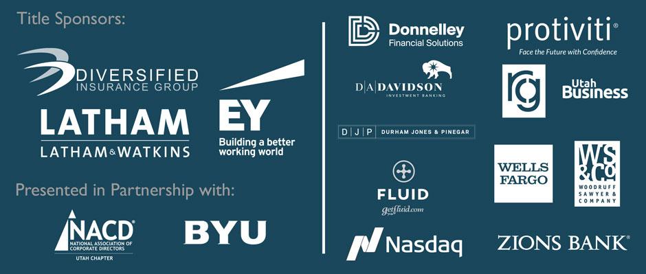 Summit Sponsors 2017