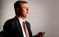 Clark Gilbert, President & CEO of Deseret Digital Media