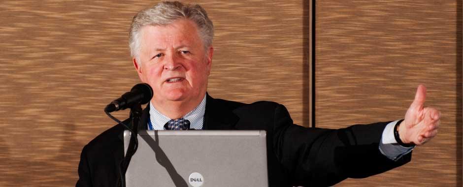 Doyle Arnold, CFO Zions Bank